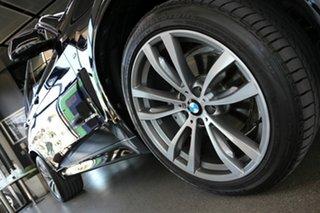 2016 BMW X5 F15 xDrive25d Black 8 Speed Automatic Wagon
