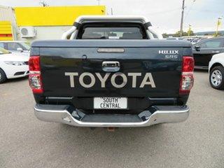 2013 Toyota Hilux KUN26R MY14 SR5 (4x4) Black 5 Speed Automatic Dual Cab Pick-up