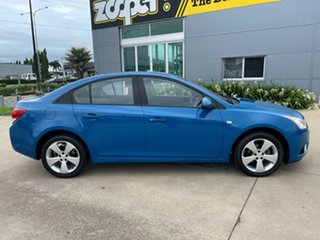 2014 Holden Cruze JH Series II MY14 Equipe Blue/230115 5 Speed Manual Sedan.