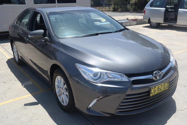 Used Toyota Camry ASV50R Altise Maryville, 2016 Toyota Camry ASV50R Altise Grey 6 Speed Sports Automatic Sedan