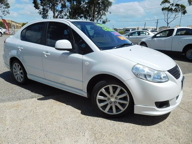Used Suzuki SX4 GYC MY10 S Wangara, 2012 Suzuki SX4 GYC MY10 S White 6 Speed Constant Variable Sedan