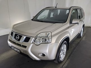 2011 Nissan X-Trail T31 Series IV ST 2WD Gold 1 Speed Constant Variable Wagon.