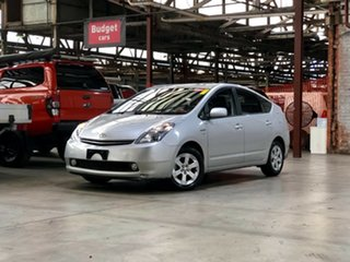 2006 Toyota Prius NHW20R Silver 1 Speed Constant Variable Liftback Hybrid.