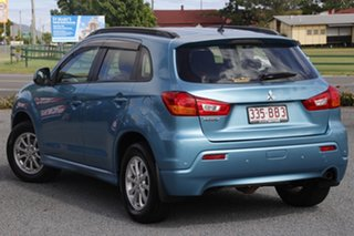 2010 Mitsubishi ASX XA MY11 2WD Kingfisher Blue 5 Speed Manual Wagon