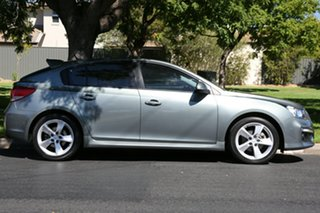 2015 Holden Cruze JH Series II MY15 SRi-V Grey 6 Speed Sports Automatic Hatchback
