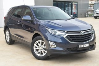2018 Holden Equinox EQ MY18 LS+ FWD Blue 6 Speed Sports Automatic Wagon.