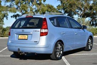2012 Hyundai i30 FD MY11 SLX cw Wagon Blue 4 Speed Automatic Wagon