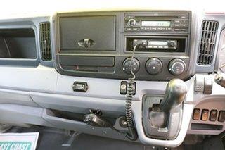 2011 Mitsubishi Fuso Canter White Automatic Tipper