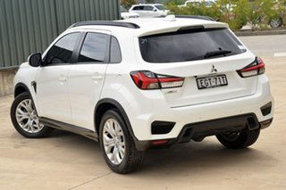 2019 Mitsubishi ASX XD MY20 ES 2WD White 1 Speed Constant Variable Wagon.