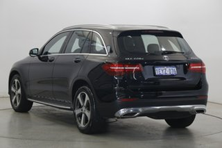 2016 Mercedes-Benz GLC-Class C253 GLC220 d Coupe 9G-Tronic 4MATIC Black 9 Speed Sports Automatic