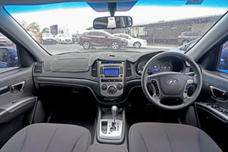 2011 Hyundai Santa Fe CM MY11 SLX Blue 6 Speed Sports Automatic Wagon
