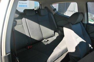 2007 Holden Barina TK MY08 Silver 5 Speed Manual Hatchback