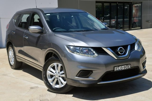 Used Nissan X-Trail T32 ST X-tronic 2WD Tuggerah, 2016 Nissan X-Trail T32 ST X-tronic 2WD Grey 7 Speed Constant Variable Wagon