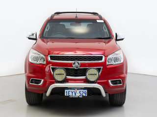 2015 Holden Colorado 7 RG MY16 LTZ (4x4) Red 6 Speed Automatic Wagon.