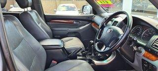 2007 Toyota Landcruiser Prado KDJ120R VX Grey 5 Speed Automatic Wagon