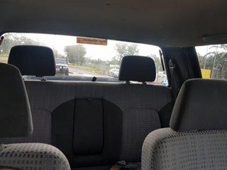 2004 Mitsubishi Triton MK MY05 GLS Double Cab Blue 5 Speed Manual Utility