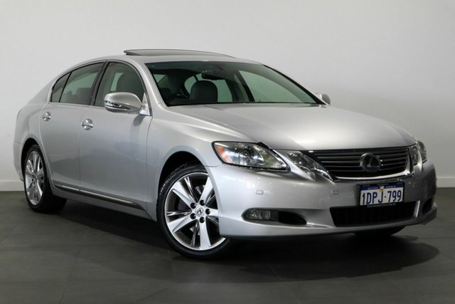 Used Lexus GS GWS191R MY10 GS450h Bayswater, 2010 Lexus GS GWS191R MY10 GS450h Silver 1 Speed Constant Variable Sedan Hybrid