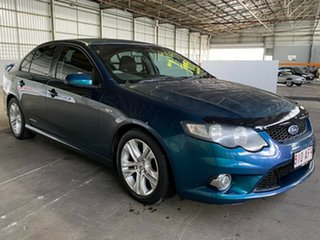 2009 Ford Falcon FG XR6 Green 5 Speed Sports Automatic Sedan.