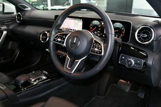 2019 Mercedes-Benz A-Class V177 800MY A200 DCT White 7 Speed Sports Automatic Dual Clutch Sedan.