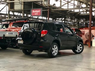 2007 Toyota RAV4 ACA33R Cruiser Black 4 Speed Automatic Wagon