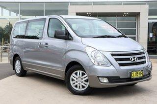 2016 Hyundai iMAX TQ3-W Series II MY16 Silver 4 Speed Automatic Wagon.