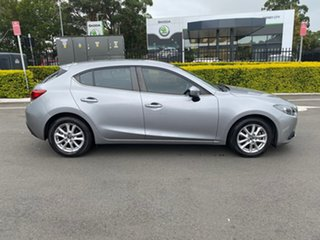 2016 Mazda 3 BM5478 Maxx SKYACTIV-Drive Silver 6 Speed Sports Automatic Hatchback