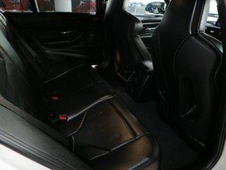 2016 BMW M3 F80 LCI Competition M-DCT Alpine White 7 Speed Sports Automatic Dual Clutch Sedan