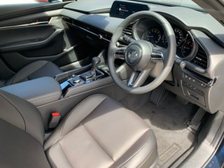 2020 Mazda 3 BP2HLA G25 SKYACTIV-Drive GT Deep Crystal Blue 6 Speed Sports Automatic Hatchback
