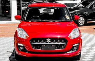 2020 Suzuki Swift AZ Series II GL Navigator Burning Red 1 Speed Constant Variable Hatchback.