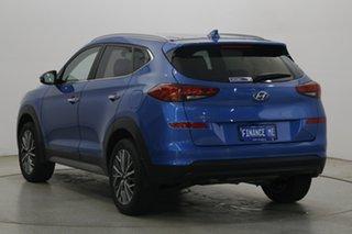 2018 Hyundai Tucson TL3 MY19 Active X 2WD Aqua Blue 6 Speed Automatic Wagon