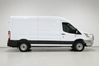 2014 Ford Transit VO MY14.5 350L LWB Mid Roof White 6 Speed Manual Van