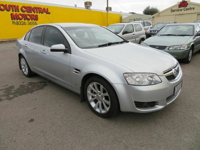Used Holden Berlina VE II International Morphett Vale, 2010 Holden Berlina VE II International Silver 6 Speed Automatic Sedan