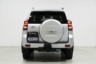 2017 Toyota Landcruiser Prado GDJ150R MY17 VX (4x4) Silver 6 Speed Automatic Wagon