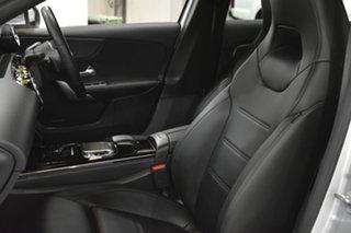 2018 Mercedes-Benz A-Class W177 A200 DCT Silver 7 Speed Sports Automatic Dual Clutch Hatchback