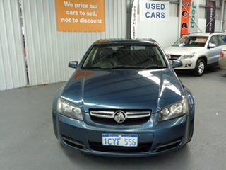 2008 Holden Commodore VE MY09 60th Anniversary Blue 4 Speed Automatic Sedan.
