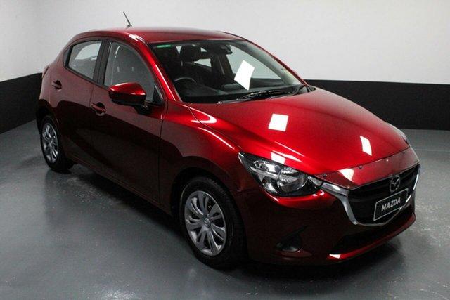 Used Mazda 2 DJ2HAA Neo SKYACTIV-Drive Cardiff, 2018 Mazda 2 DJ2HAA Neo SKYACTIV-Drive Red 6 Speed Sports Automatic Hatchback