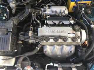 1998 Honda Civic EK GLi Green 5 Speed Manual Hatchback