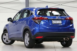 2020 Honda HR-V MY21 VTi-S Brilliant Sporty Blue 1 Speed Constant Variable Hatchback