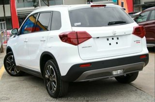 2020 Suzuki Vitara LY Series II Turbo 2WD Pearl White 6 Speed Sports Automatic Wagon