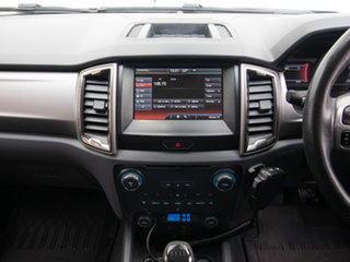 2015 Ford Ranger PX MkII XLT 3.2 (4x4) Black 6 Speed Manual Double Cab Pick Up