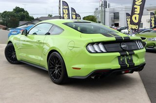 2019 Ford Mustang FN 2020MY GT Grabber Lime 10 Speed Sports Automatic Fastback.