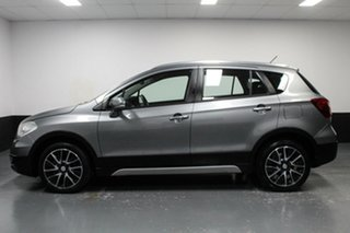 2015 Suzuki S-Cross JY GLX Silver 7 Speed Constant Variable Hatchback