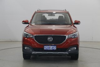 2018 MG ZS AZS1 Essence 2WD Diamond Red 6 Speed Automatic Wagon.