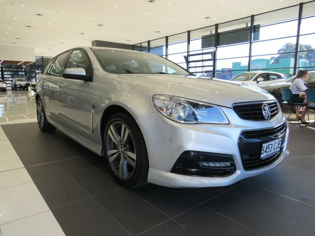 Used Holden Commodore VF MY15 SV6 Sportwagon Edwardstown, VF MY15 SV6 Sportwagon 5dr SA 6sp 3.6i
