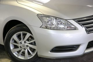 2015 Nissan Pulsar B17 Series 2 ST Silver 1 Speed Constant Variable Sedan.