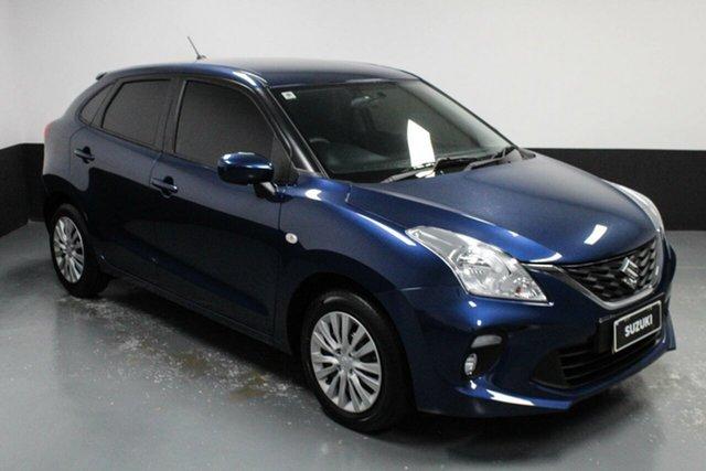 Used Suzuki Baleno EW Series II GL Hamilton, 2020 Suzuki Baleno EW Series II GL Blue 5 Speed Manual Hatchback