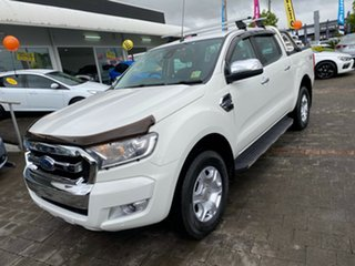 2016 Ford Ranger XLT White Sports Automatic Double Cab Pick Up