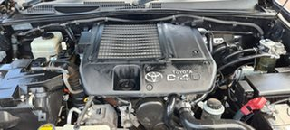 2007 Toyota Landcruiser Prado KDJ120R VX Grey 5 Speed Automatic Wagon.