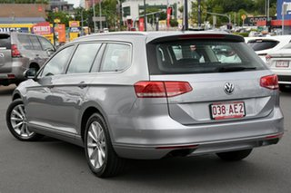 2018 Volkswagen Passat 3C (B8) MY18 132TSI DSG Comfortline Silver 7 Speed.