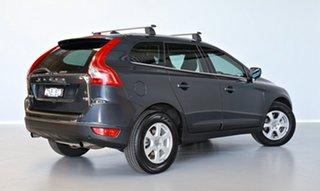 2012 Volvo XC60 DZ MY12 T5 PwrShift Teknik Grey 6 Speed Sports Automatic Dual Clutch Wagon.